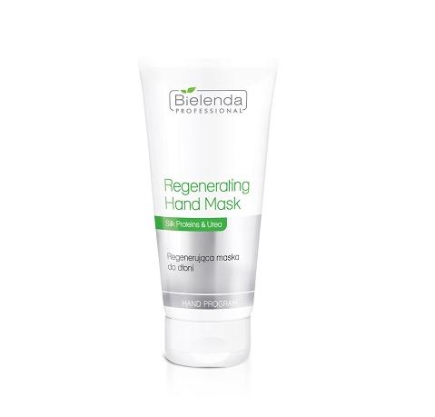 TOUCH OF SILK Регенерирующая маска для рук