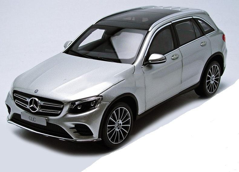 Коллекционная модель Mercedes-Benz GLC-Class X253 2015