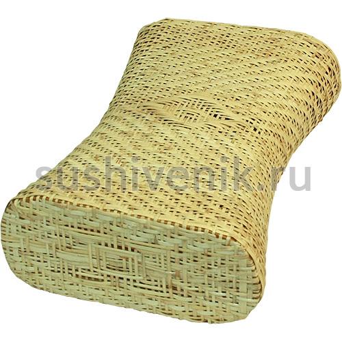 Подголовник плетеный из ротанга