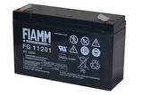 Аккумулятор FIAMM FG11201 ( 6V 12Ah / 6В 12Ач ) - фотография