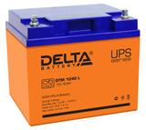 Аккумулятор Delta DTM 1240 L ( 12V 40Ah / 12В 40Ач ) - фотография