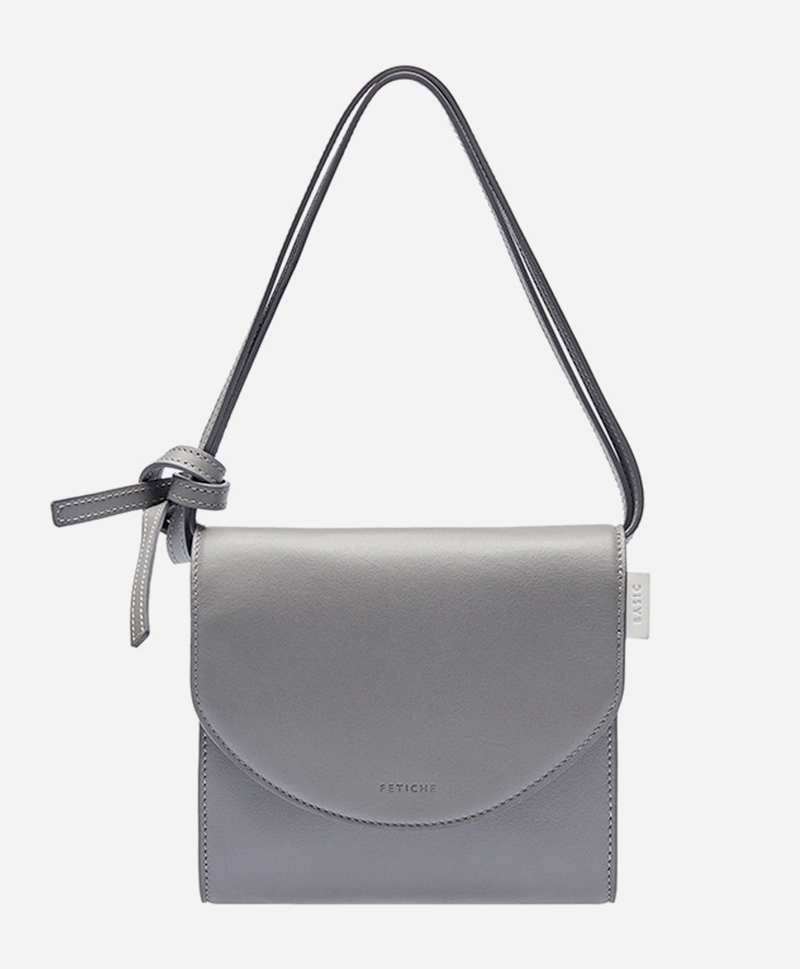 LÚNA Bag серого цвета
