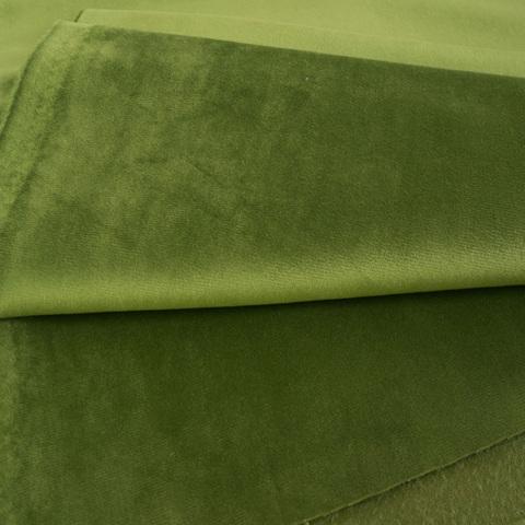 Бархат зеленый оптом. Ш-300 см. Арт. 777-72