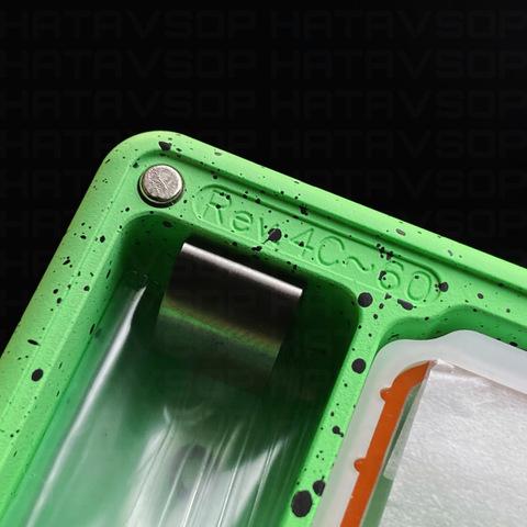 Billet Box Mantis SS by Billet Box Vapor
