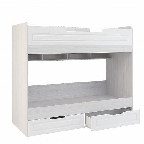 Кровать 2-х ярусная с ящиками  КР-723