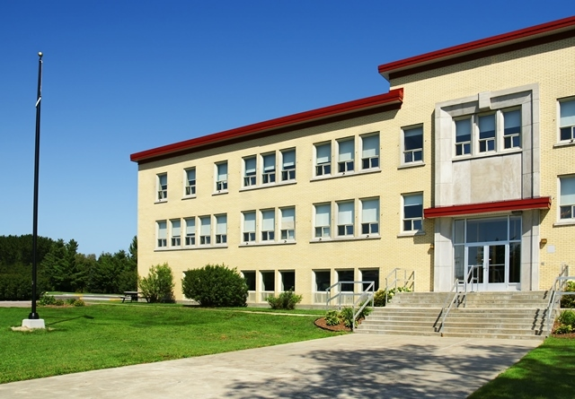 Свежий пример проекта школы