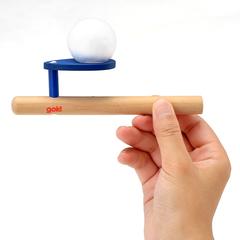 Аэробол деревянный, тренажер для развития речевого дыхания, Goki