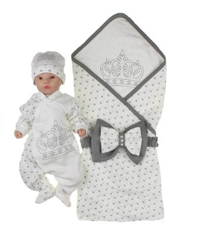 Комплект на выписку для новорожденных Versailles