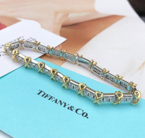 Браслет Tiffany & Co. Schlumberger