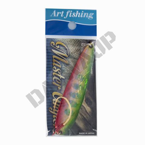 Блесна ART FISHING MASTER ANGLER SHELL RGS