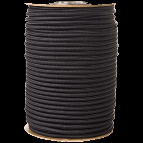 Эспандер чёрный (полиамидный) 8 мм