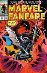 Marvel Fanfare #54