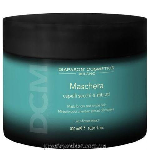 DCM Mask For Dry And Brittle Hair – Маска для сухих и поврежденных волос
