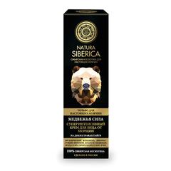 Natura Siberica Крем для лица мужской от морщин Медвежья сила