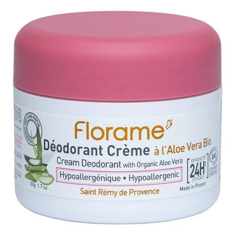 Дезодорант-крем Florame, 50 гр