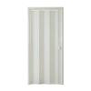 Дверь-гармошка ясень серый Стиль ширина до 99 см