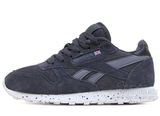 Кроссовки Женские Reebok Classic Leather Double Grey