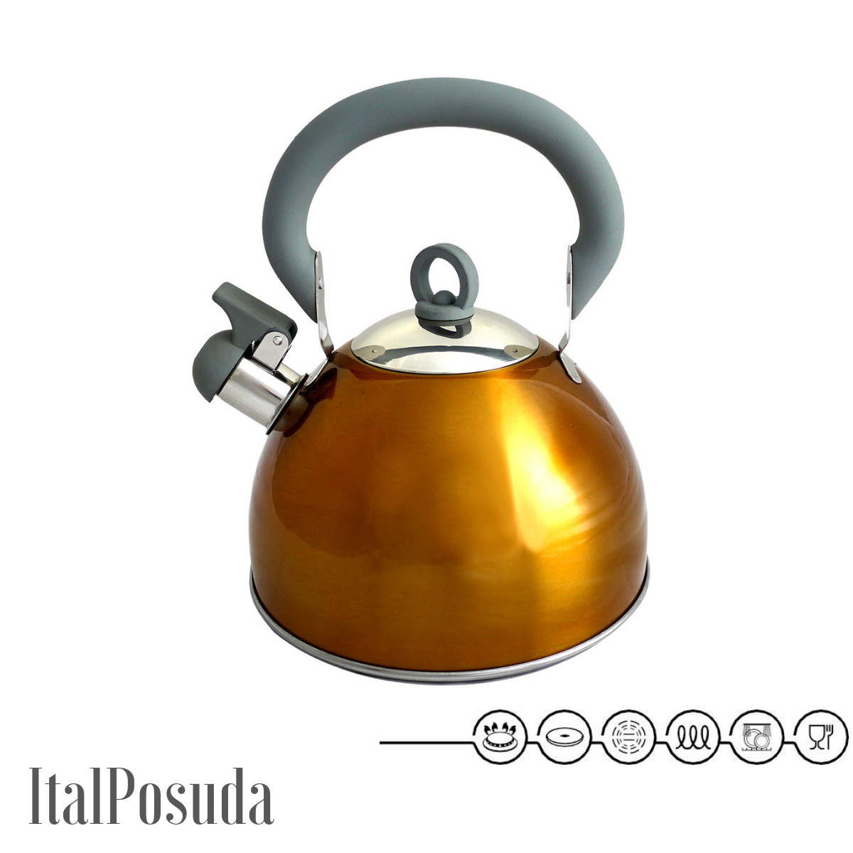Чайник TIMA, 2,5 л K-25