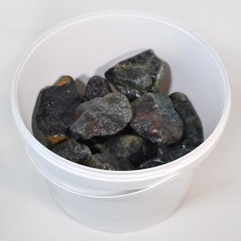 Нефрит окатыш для бани и сауны