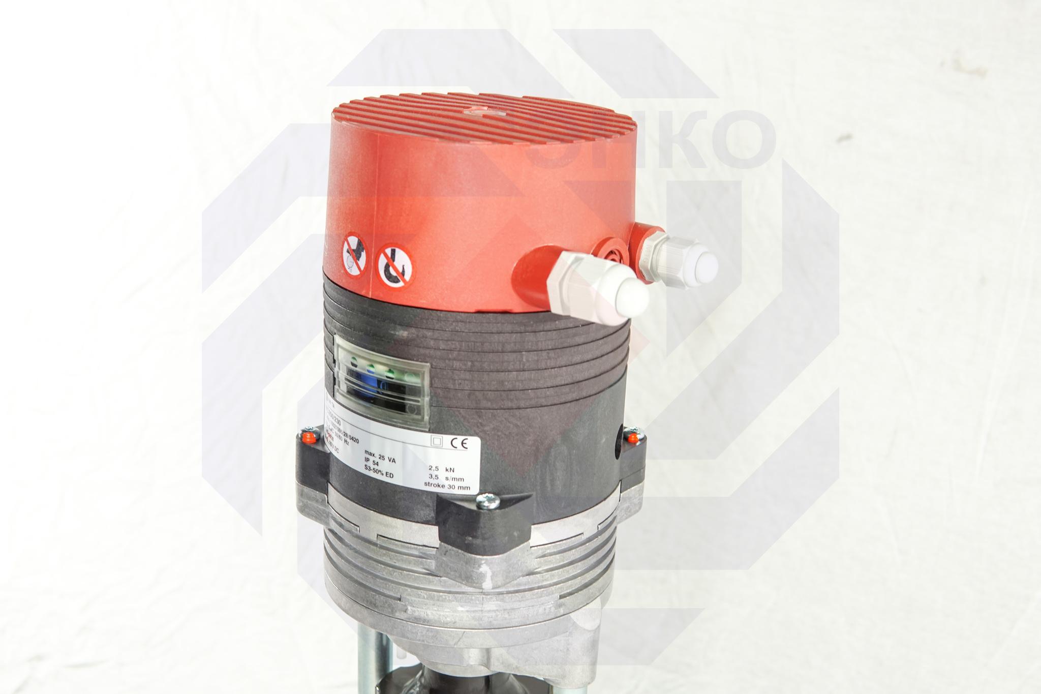 Электропривод IMI TA-MC250.