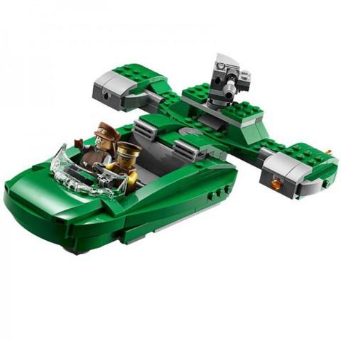 LEGO Star Wars: Флэш-спидер 75091 — Flash Speeder — Лего Звездные войны Стар Ворз