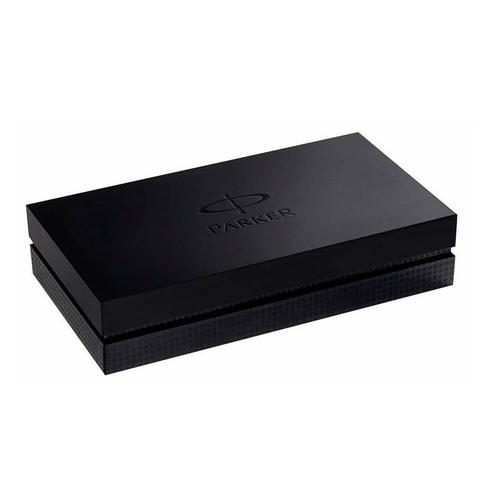Parker Premier - Monochrome Black Edition PVD, ручка-роллер, F, BL