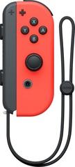 Контроллер Joy-Con (Nintendo Switch, неоновый красный)