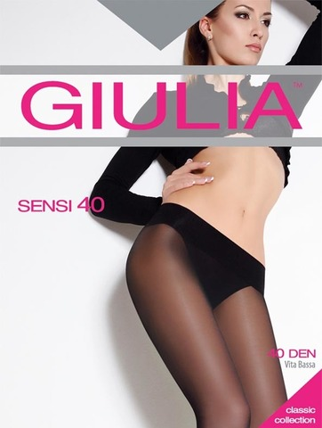 Женские колготки Sensi 40 vita bassa Giulia