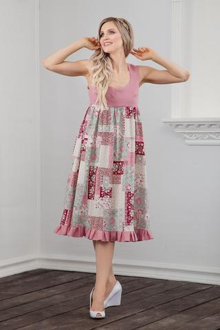 Платье Пэчворк