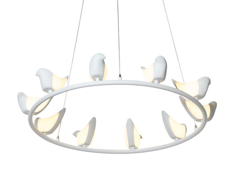 люстра Creative Bird Chandelier 10R