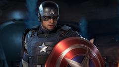 Мстители Marvel PS4   PS5