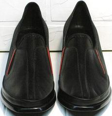 Модная женская обувь. Высокие туфли на каблуках осень весна H&G BEM 167 10B-Black.