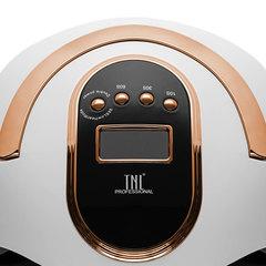 TNL, UV/LED лампа 168W Easy Pro 2 белая c золотом - фото 5