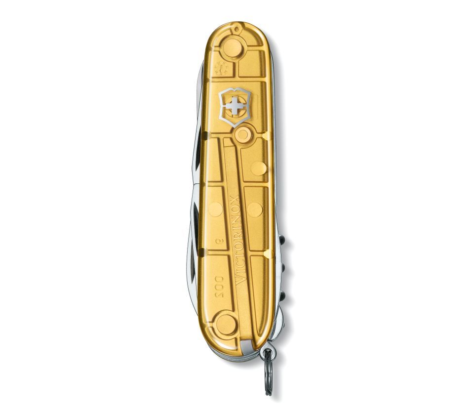 Climber Gold Limited Edition 2016 Victorinox  (1.3703.T88)