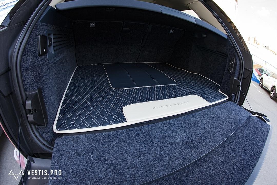 Коврик в багажник Vestis