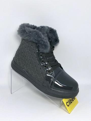 Clibee (зима) K902 Gray 32-37