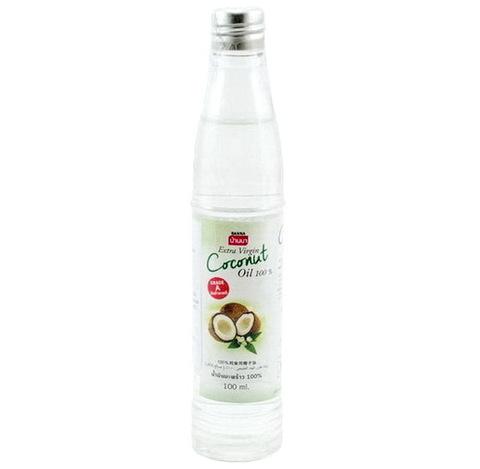 Нерафинированное кокосовое масло Banna 100 мл