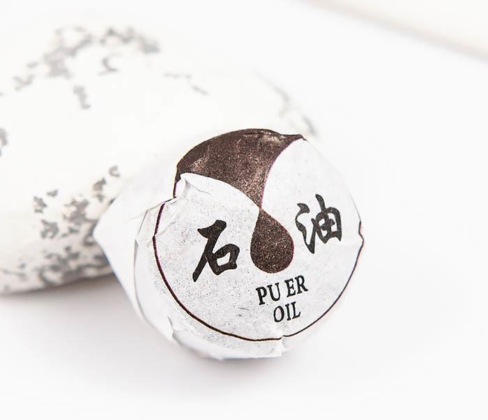 TEA-CH120 Шу Пуэр «Нефть» - мини То Ча (1 шт)