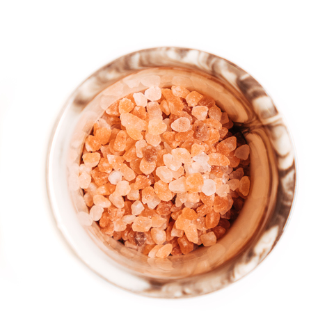Соль розовая, гималайская средний помол 2-5 мм