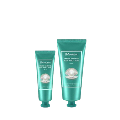 JMsolution Marine Luminous Pearl Hand Hand Cream Set