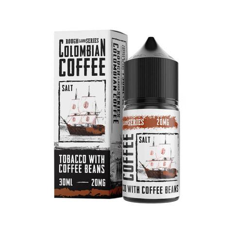 Жидкость Rough Flavor Series Salt 30 мл Colombian Coffee