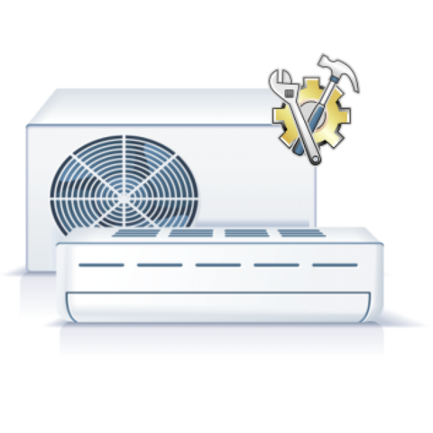 Обслуживание фанкойла свыше 8 кВт - 2 раза в год