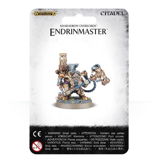 Endrinmaster. Упаковка