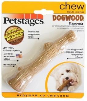 Petstages Игрушка для собак Petstages Dogwood палочка деревянная 16 см малая 4524d08c-949c-11e3-ae60-001517e97967.jpg