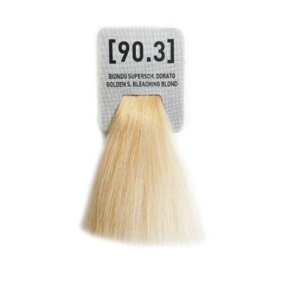 INCOLOR [90.3] Суперосветляющий песочный блондин (100 мл)