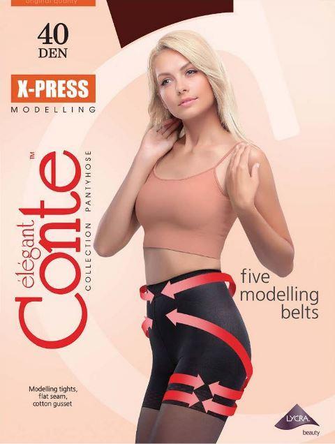 X-Press 40 XL CONTE колготки