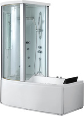 Акриловая ванна Gemy G8040 B L