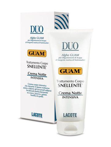 Guam DUO Крем для уменьшения объёмов тела ночной