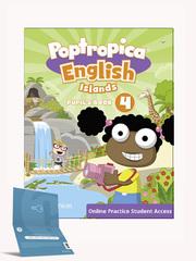 Poptropica English Islands Pupil's Book 4 ebook