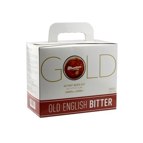 Экстракт Muntons GOLD - Old English Bitter (3 кг)